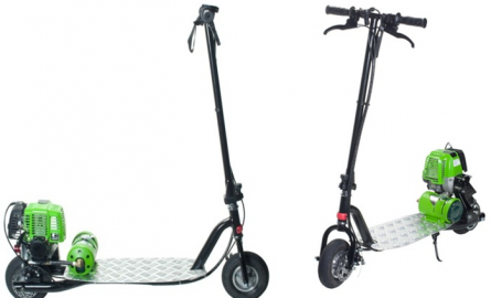Propane-powered Scooters Like Progo 3000 – A Stylish Alternative